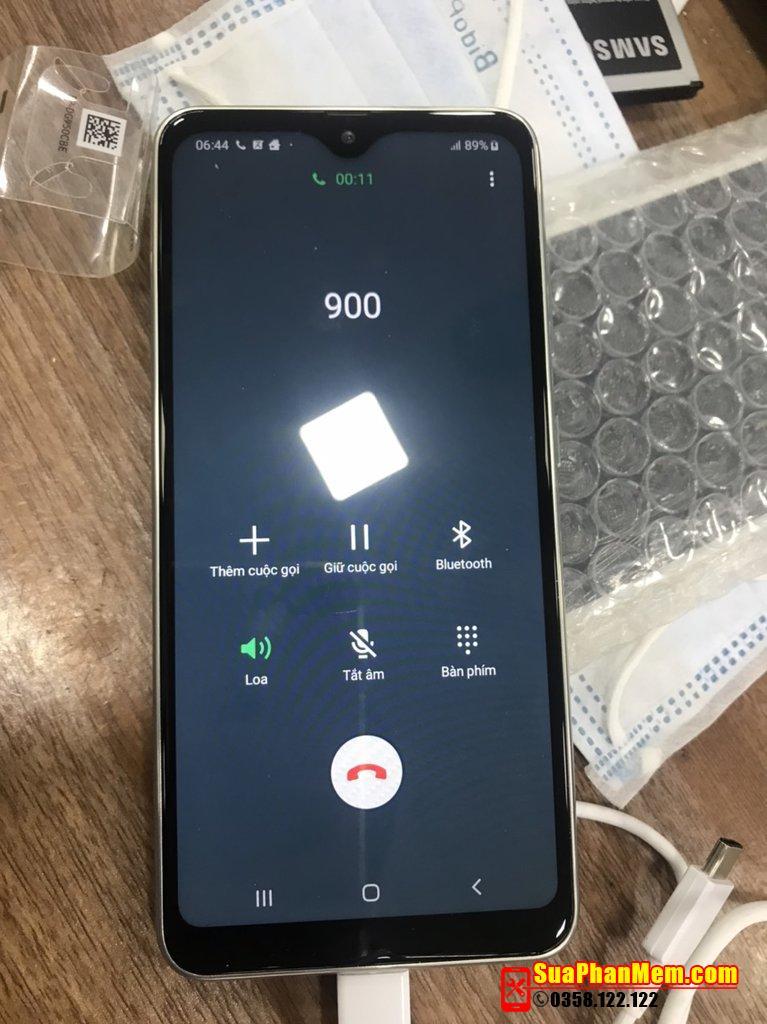 Samsung Galaxy A20 SC-02M mở mạng lên quốc tế