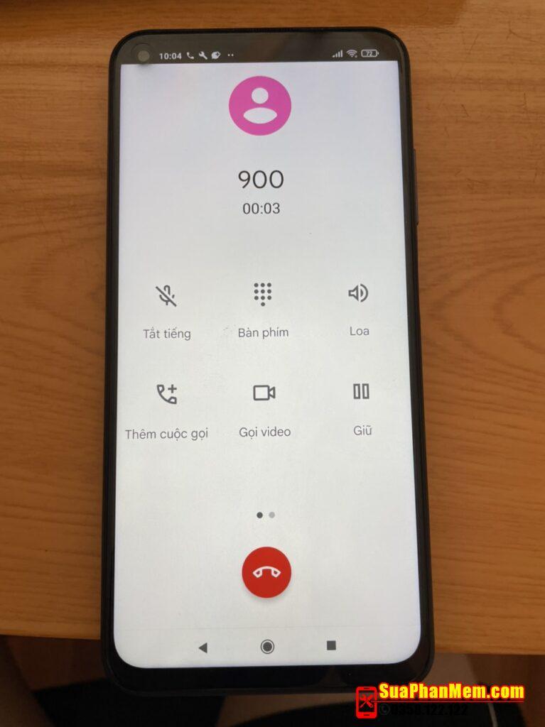 Xiaomi Redmi Note 9T 5G mở khoá mạng