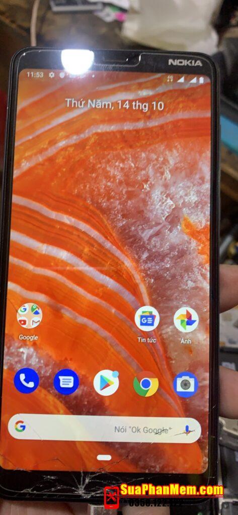 Nokia 3.1 Plus China convert Global full Google Play